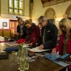 Foto-expositie van Houtenkerk