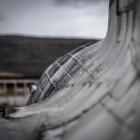 Verlate vliegtuig in de vlakte van IJsland