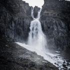 Waterval bij Djúpavík