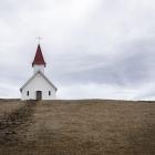 Kerkje op IJsland