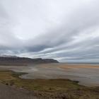 Het Rode strand van IJsland
