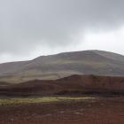 Berg op IJsland