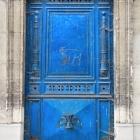 Porte Bleu - Père Lachaise