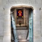Begraafplaats Père Lachaise Parijs