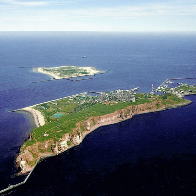 Helgoland en Düne - Wikicommons