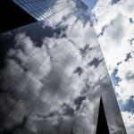Wolkenkrabber in Rotterdam Centrum