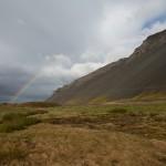 IJsland Fotoreis - Regenboog na een bui