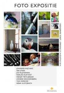 Expo Oranjepark Poster