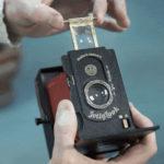 Vizier van de Jollylook Vintage Instant camera